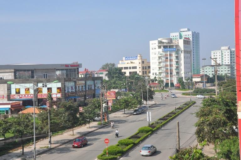 Vĩnh Phúc: hướng tới mục tiêu trở thành Thành phố trực thuộc Trung ương vào những năm 2020