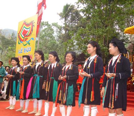 Bảo tồn và phát huy giá trị di sản văn hóa hát Soọng cô của đồng bào Sán Dìu, Vĩnh Phúc