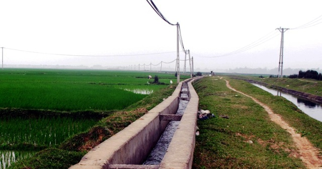 Lập Thạch (Vĩnh Phúc): Giải quyết đất đai phù hợp quy hoạch xây dựng nông thôn mới