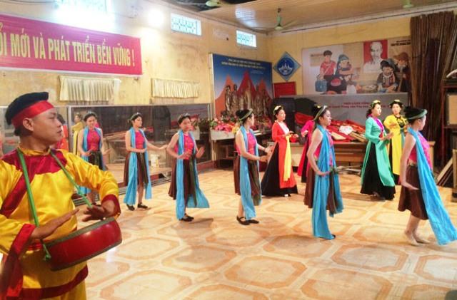Nêu cao giá trị văn hóa các dân tộc thiểu số trên địa bàn Vĩnh Phúc