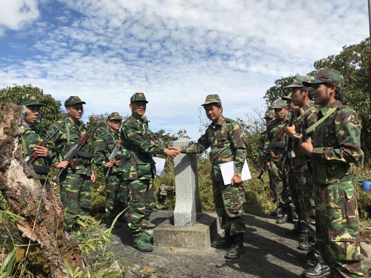 Góp phần vun đắp tình hữu nghị Việt – Lào