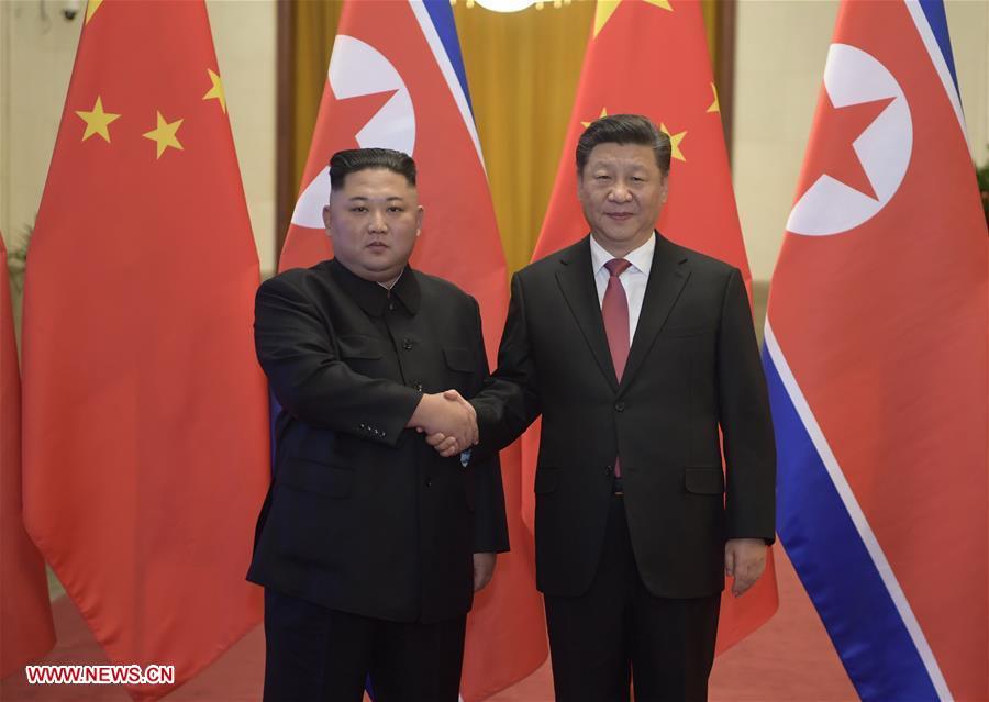 Trung Quốc ủng hộ Triều Tiên nối lại hội nghị thượng đỉnh với Mỹ