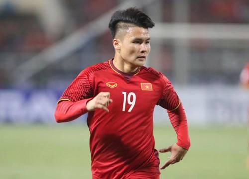 Quang Hải lọt top 10 cầu thủ ấn tượng