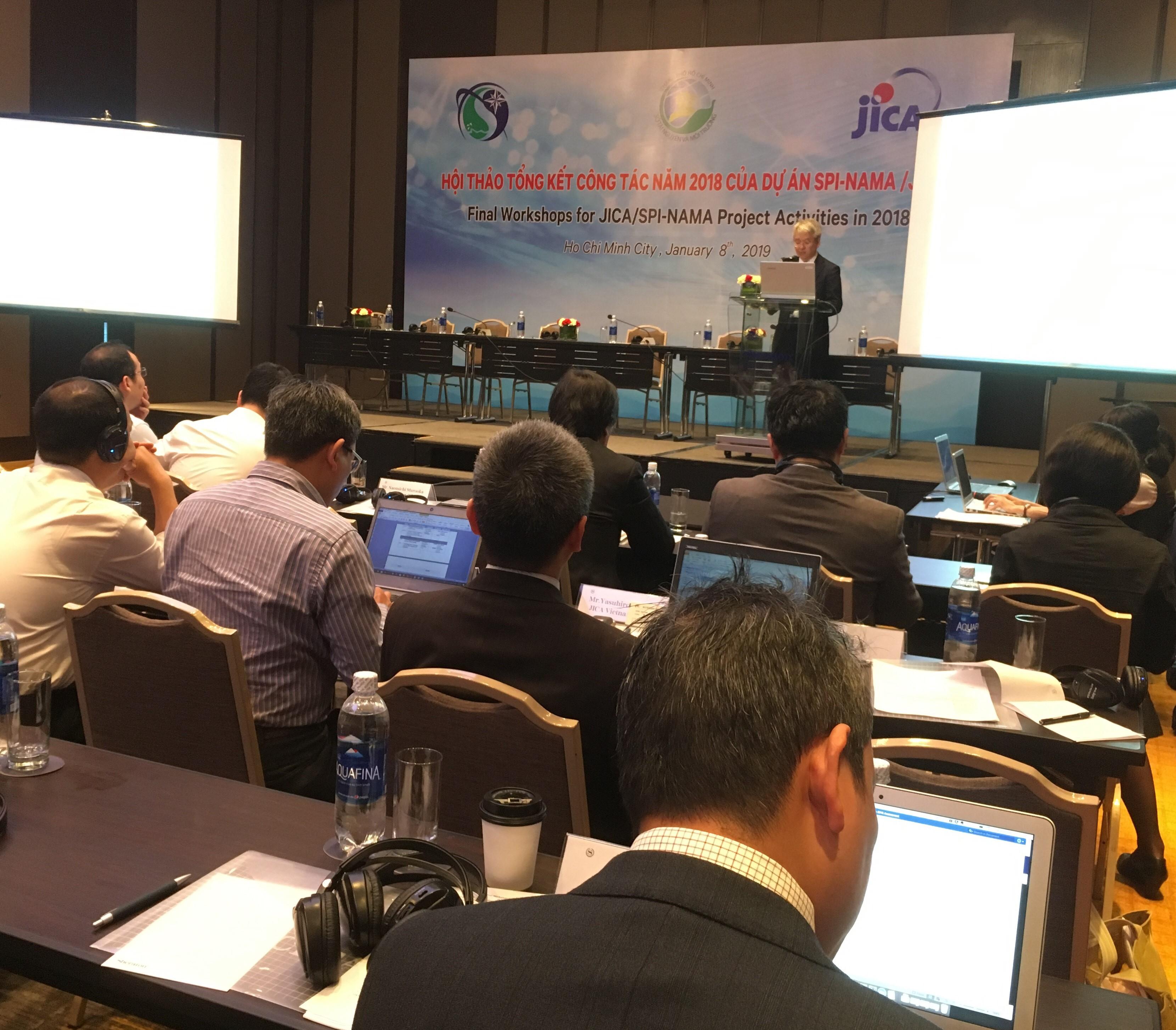 Nhật Bản hỗ trợ thành phố Hồ Chí Minh ứng phó với biến đổi khí hậu