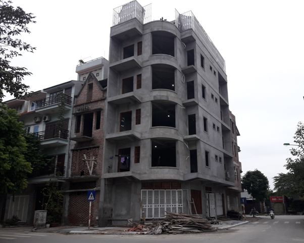 """Thanh Trì (Hà Nội): Quy hoạch Khu nhà ở Tổng cục V đang bị """"phá vỡ""""?"""