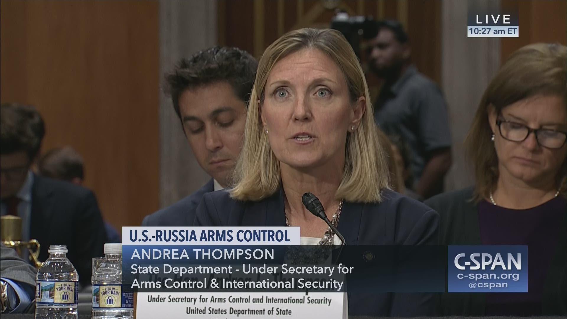 Mỹ thông báo kế hoạch rút khỏi INF