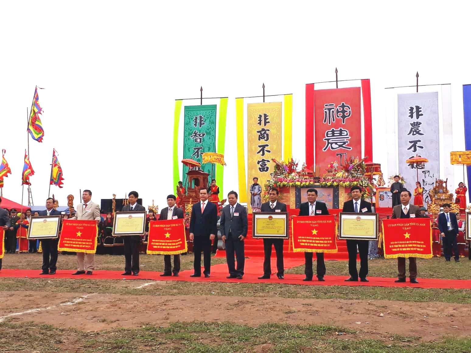 Lễ hội Tịch điền và tư tưởng trọng nông