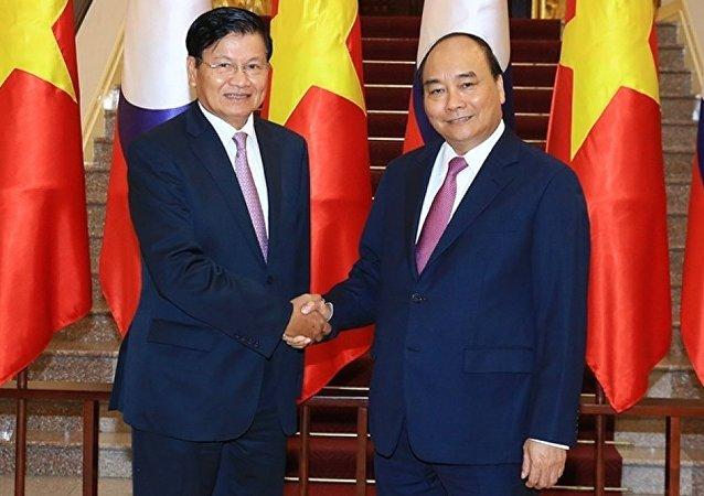 Việt Nam - Lào không ngừng tăng cường hợp tác an ninh, quốc phòng