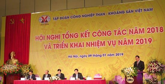 Tổng doanh thu toàn Tập đoàn TKV ước đạt 121.700 tỷ đồng