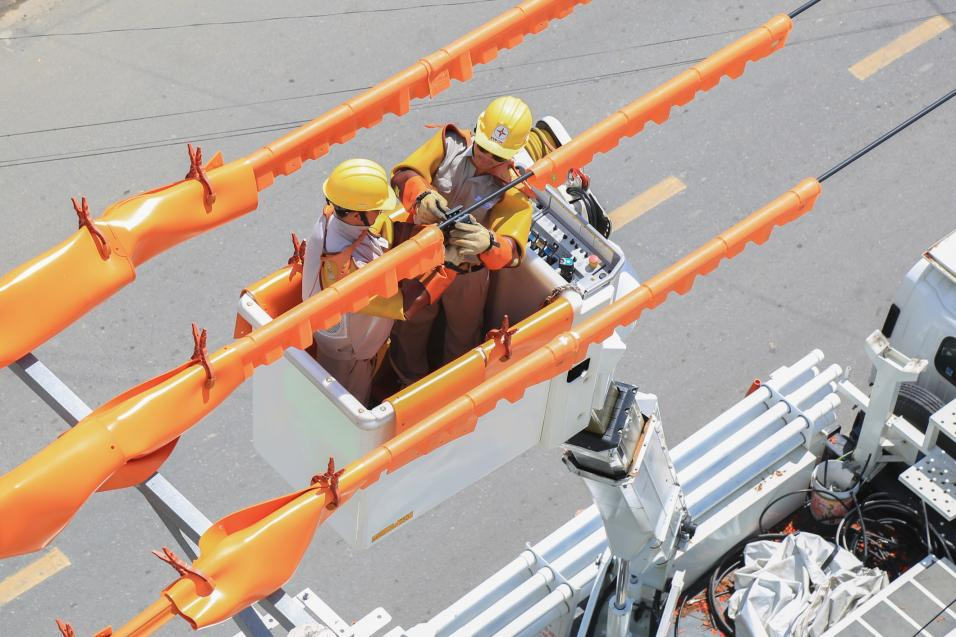 Điện lực miền Trung bảo đảm cung cấp điện phục vụ Tết