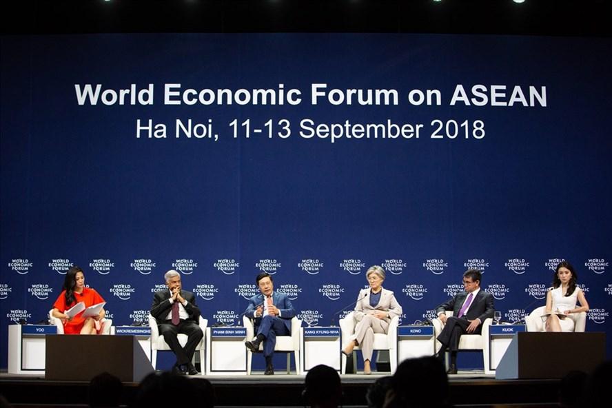 Năm 2018: Khẳng định vai trò, uy tín và vị thế của Việt Nam trong khu vực và trên thế giới