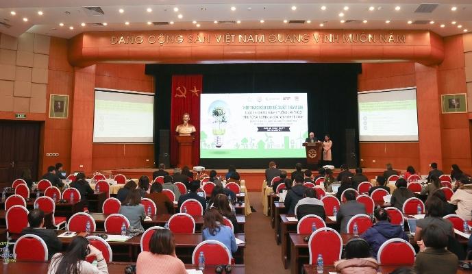 Khuyến khích nữ doanh nghiệp tham gia phát triển hệ sinh thái khởi nghiệp xanh