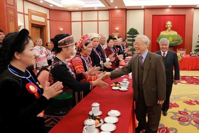 Thành lập Ban Tổ chức đại hội các dân tộc thiểu số Việt Nam lần thứ II