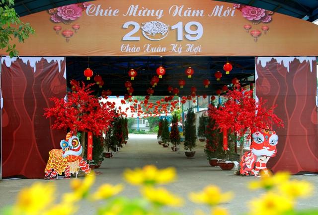 """""""Chào Xuân Kỷ Hợi 2019"""" tại Công viên nước Hồ Tây"""
