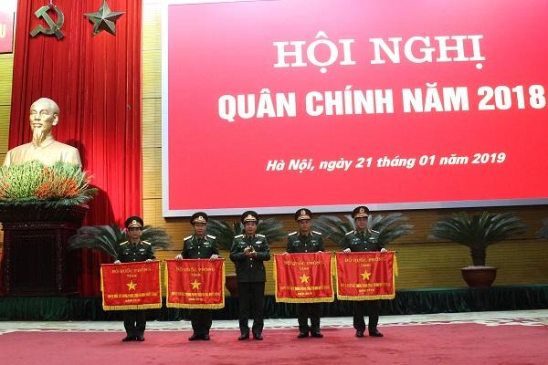 Tiếp tục xây dựng cơ quan, đơn vị trong Bộ tổng Tham mưu vững mạnh toàn diện