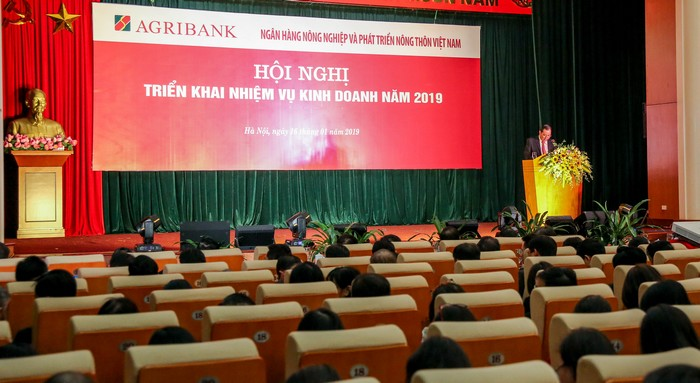 Agribank: Năm 2018, lợi nhuận trước thuế đạt 7.525 tỷ đồng
