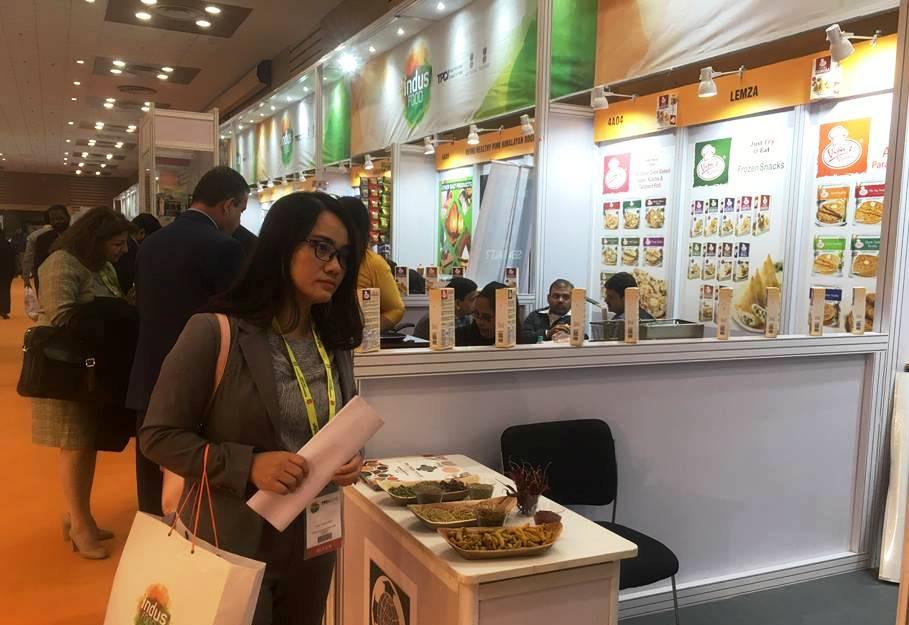 Việt Nam tham dự Indus Food 2019 tại Ấn Độ