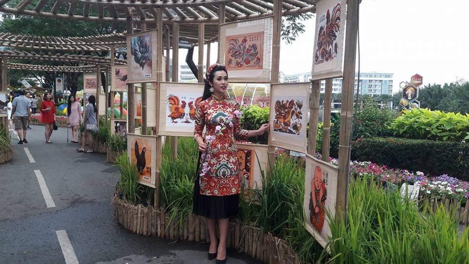 Nhiều hoạt động nghệ thuật phục vụ Tết Kỷ Hợi tại TP.Hồ Chí Minh