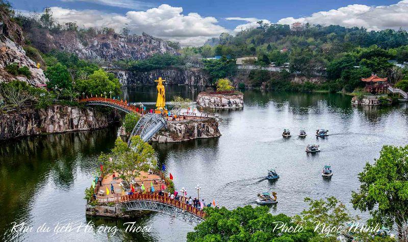 Những bước tiến vững chắc trong hoạt động văn hóa, thể thao và du lịch ở An Giang