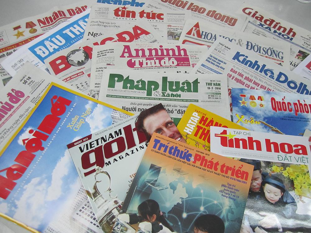 Báo chí có vai trò quan trọng trong đấu tranh phản bác các quan điểm sai trái