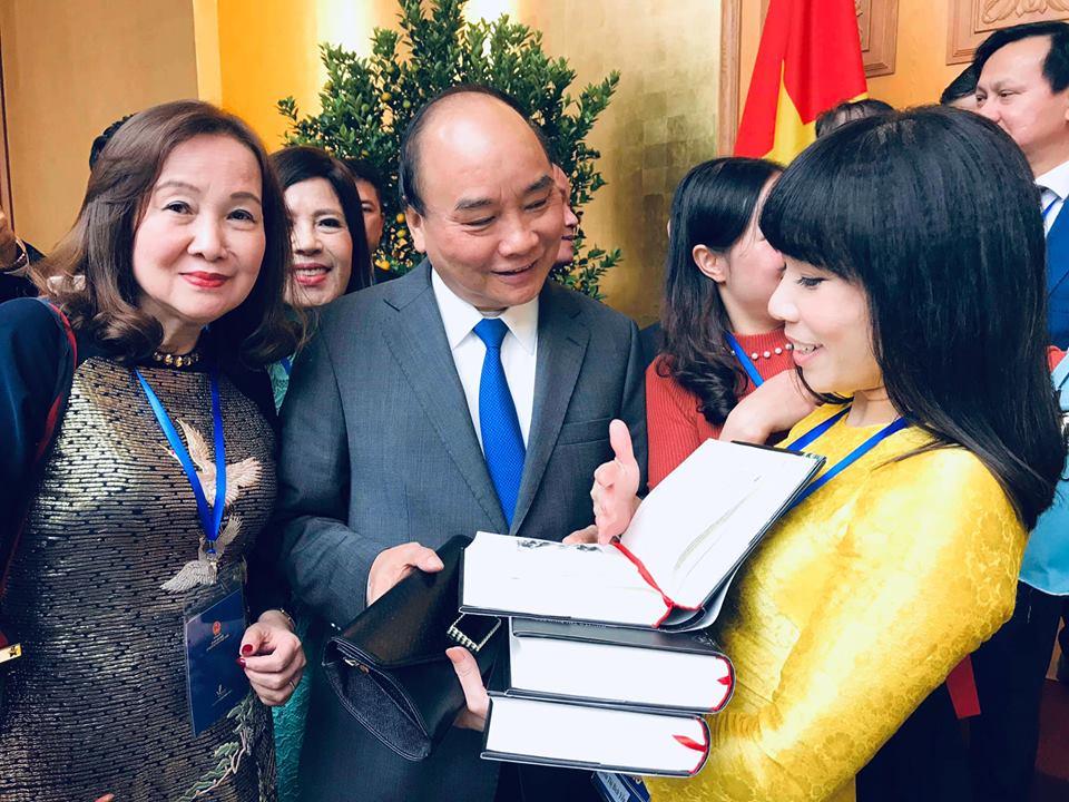 Nữ nhà báo kết nối truyền thông hai nước Việt Nam và Áo