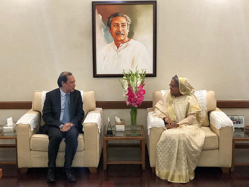 Thủ tướng Bangladesh: Đóng góp của Việt Nam có ý nghĩa tinh thần to lớn