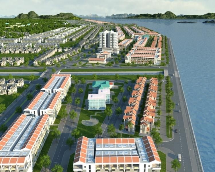 Dự án tuyến kè bao và khu đô thị Cao Xanh – Hà Khánh ABCD: