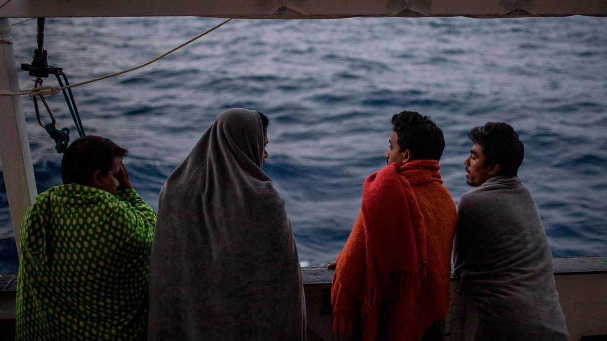 100 người di cư mất tích sau khi tìm cách tị nạn ở Algeria