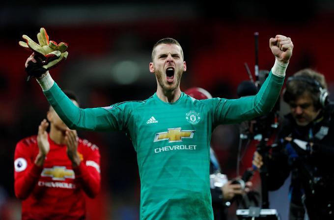 De Gea tỏa sáng, Man Utd thắng 6 trận liên tiếp