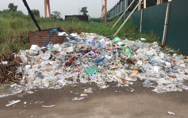 Nan giải vấn đề ô nhiễm môi trường  