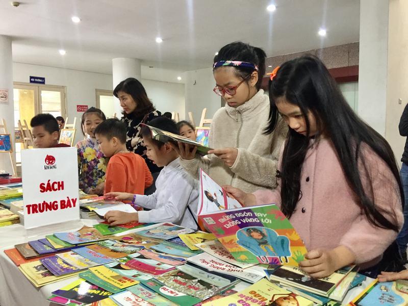 Tạo cơ hội cho các em thiếu nhi gia nhập sân chơi văn hóa đa dạng, đa sắc màu