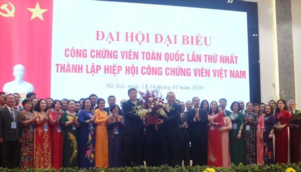 Thành lập Hiệp hội công chứng viên Việt Nam