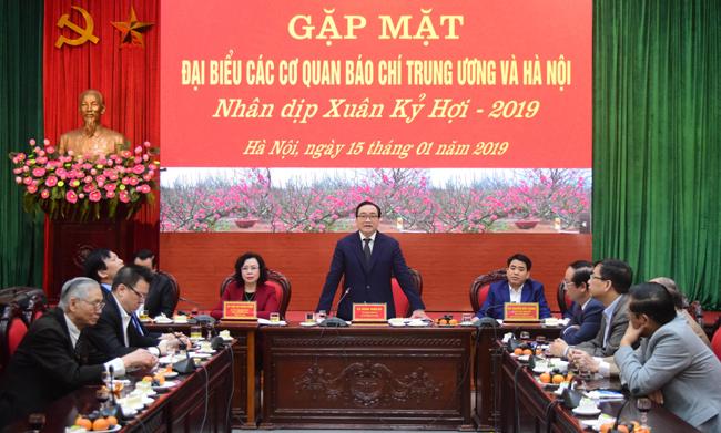 Đồng hành với Hà Nội để xây dựng Thủ đô vì hòa bình, trái tim của cả nước