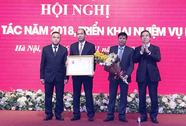 Phát huy mạnh mẽ vai trò lãnh đạo toàn diện của cấp ủy đảng trong doanh nghiệp nhà nước