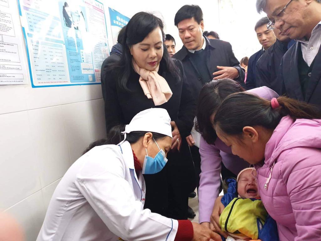 Yêu cầu các Sở Y tế bảo đảm an toàn tiêm chủng vắc xin