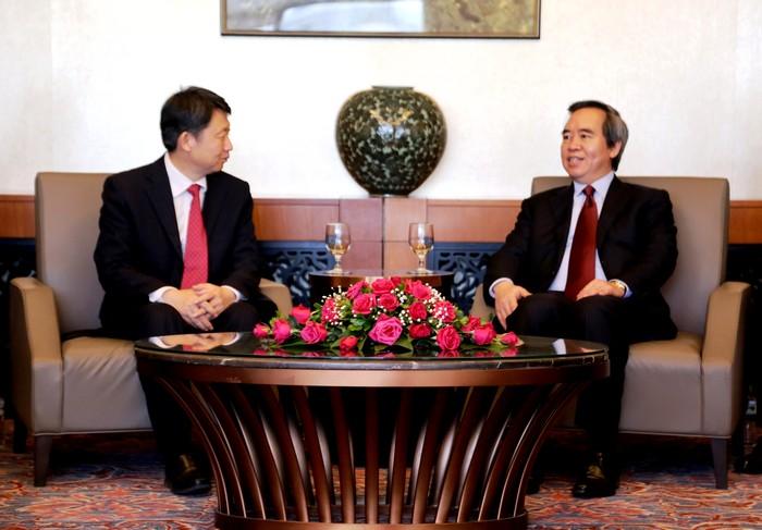 Thúc đẩy hợp tác Việt - Trung thực chất, hiệu quả