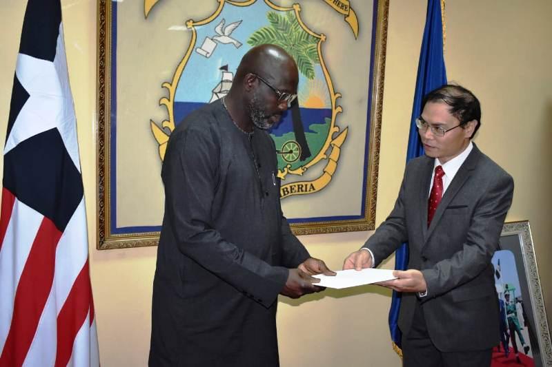 Thúc đẩy quan hệ hợp tác giữa Việt Nam và Liberia