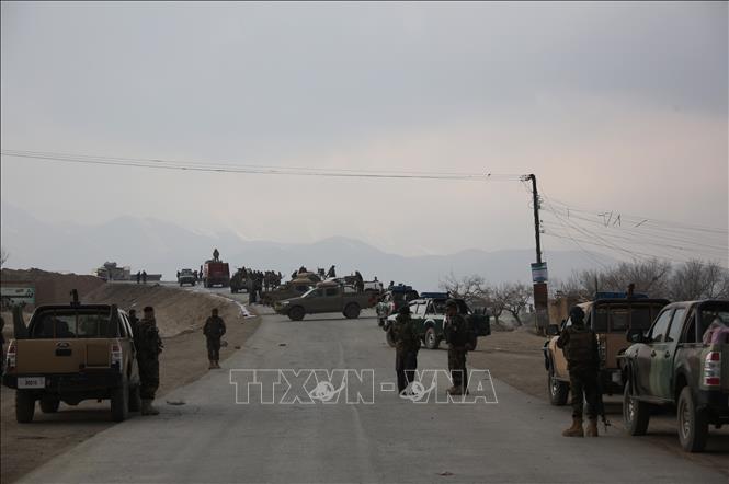 Afghanistan: Đánh bom nhằm vào lực lượng an ninh tại thủ đô Kabul