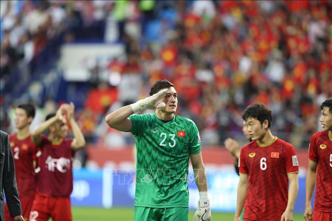 ASIAN CUP 2019: Văn Lâm lọt top 5 thủ môn cứu thua nhiều nhất