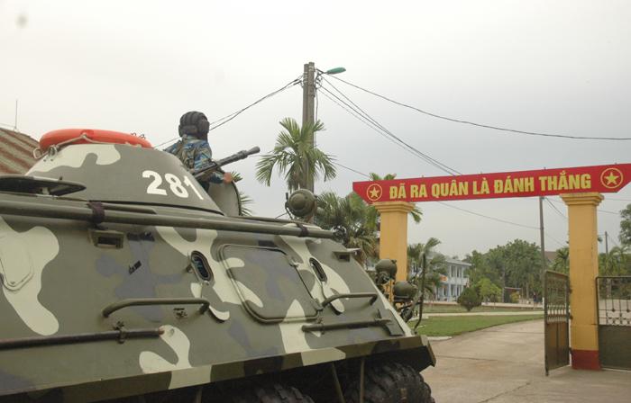 Lữ đoàn 147 Hải quân đánh bộ: Vui đón Tết không quên nhiệm vụ