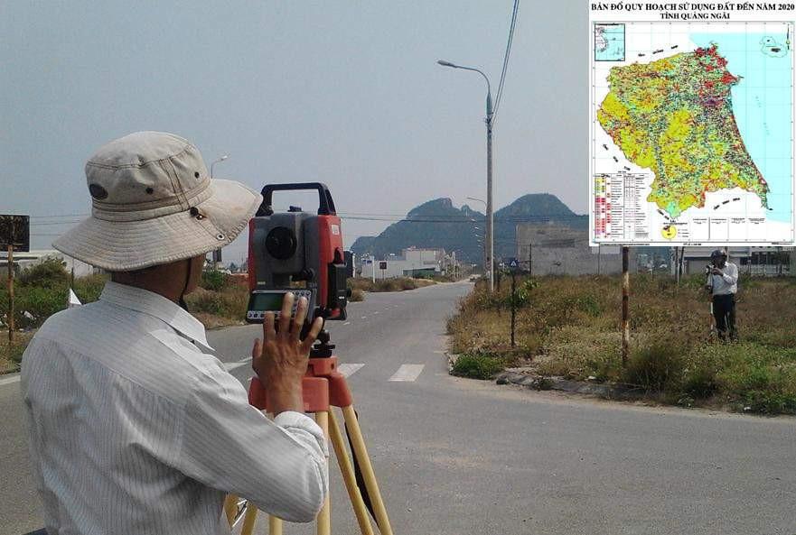 Đảm bảo thống nhất về đo đạc và bản đồ trong phạm vi cả nước