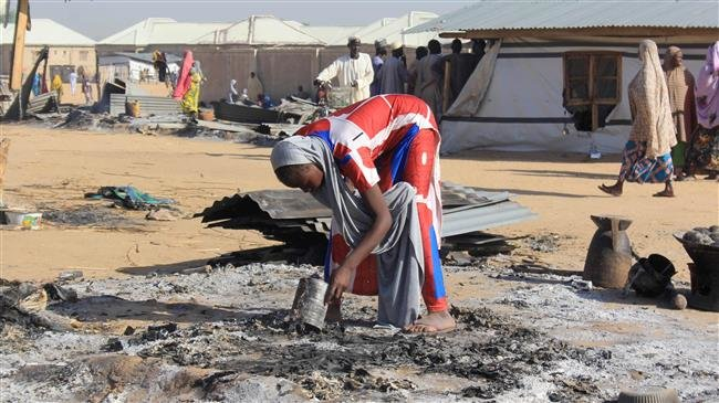 Hơn 30.000 người phải rời bỏ nhà cửa vì bạo lực tại Nigeria