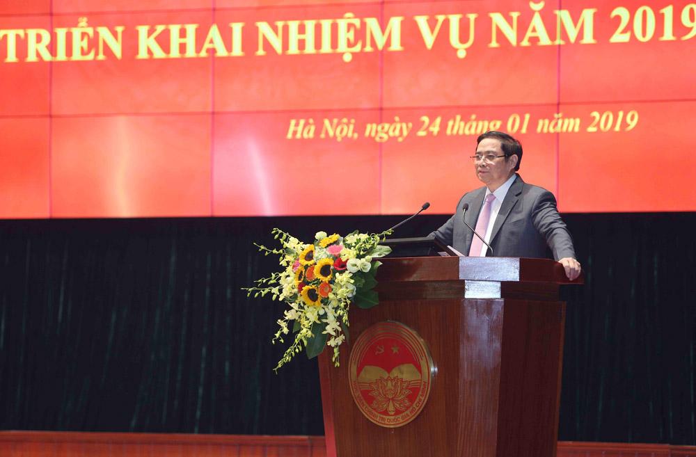 Tiếp tục củng cố, nâng cao vị thế của Học viện Chính trị quốc gia Hồ Chí Minh