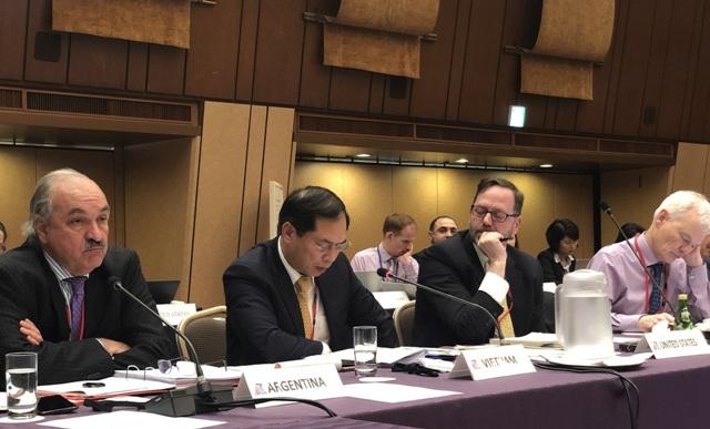 Tham dự các diễn đàn như G20, G7 khẳng định quốc tế coi trọng vai trò và vị thế ngày càng cao của Việt Nam