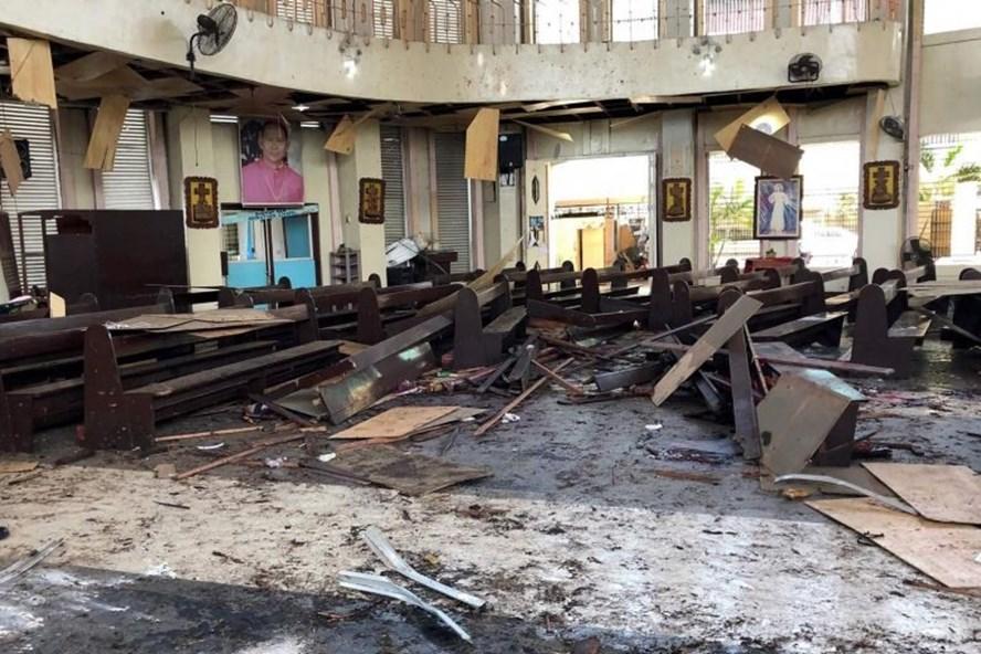 Việt Nam lên án mạnh mẽ vụ tấn công khủng bố nhằm vào nhà thờ Công giáo ở Sulu, Philippines