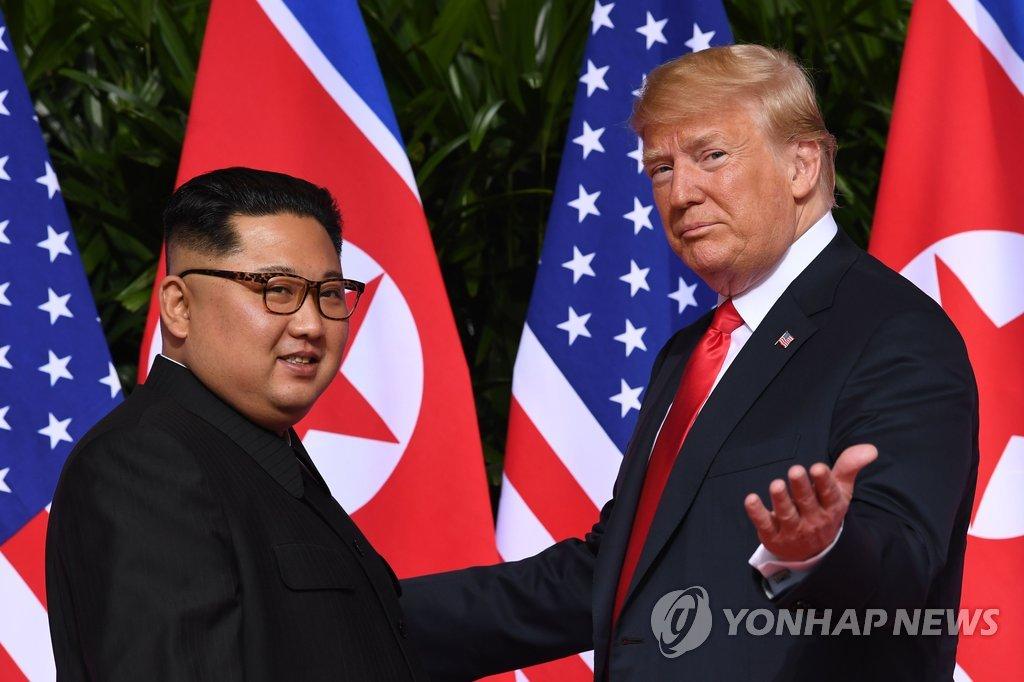 Tổng thống Mỹ mong gặp lại nhà lãnh đạo Triều Tiên