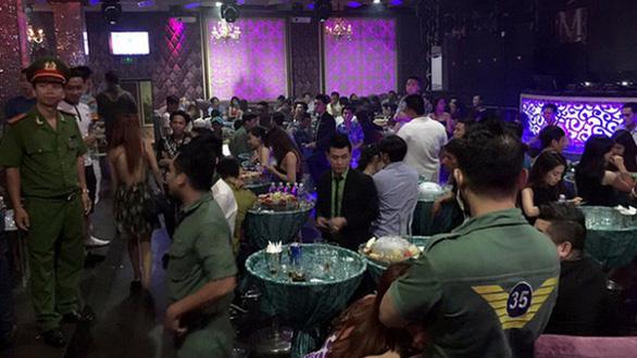TP. Hồ Chí Minh:Tổng kiểm tra các cơ sở kinh doanh dịch vụ dễ phát sinh tệ nạn
