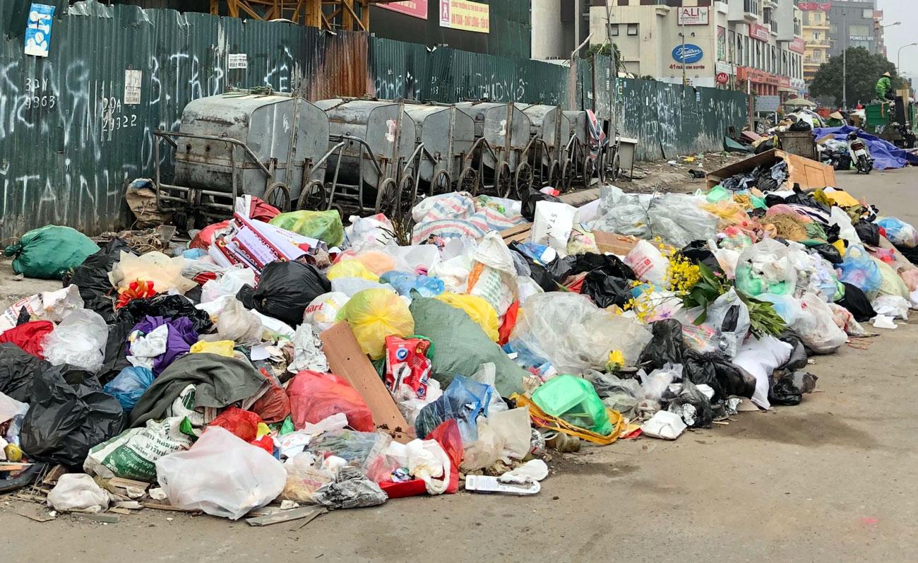Hà Nội: Di dân ra ngoài vùng ảnh hưởng môi trường của Khu Liên hợp xử lý chất thải Sóc Sơn