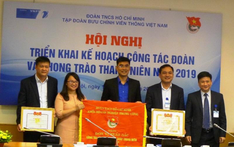 Tuổi trẻ VNPT triển khai nhiệm vụ công tác năm 2019