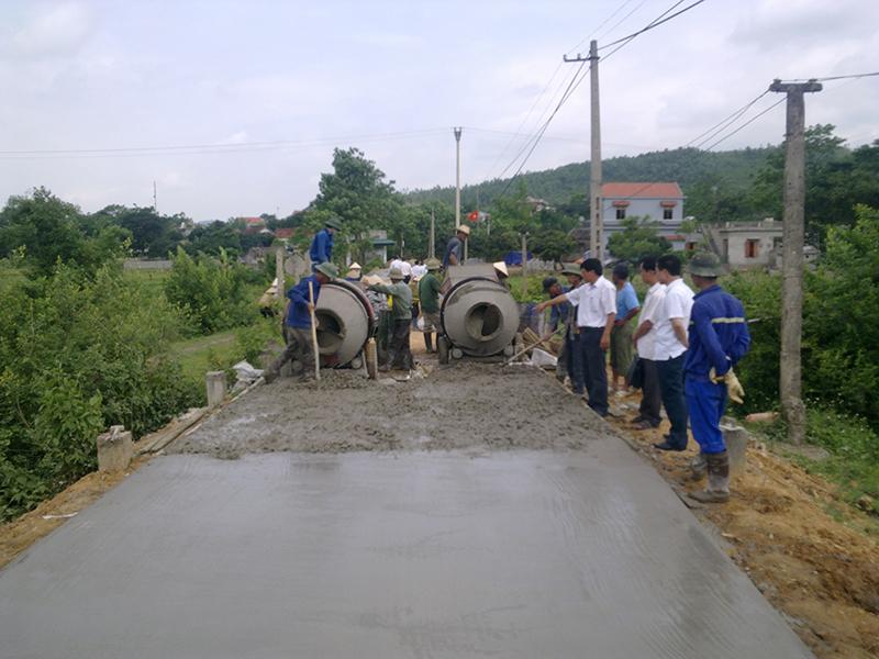 Kinh nghiệm trong công tác tuyên truyền, vận động xây dựng NTM ở Tam Dương